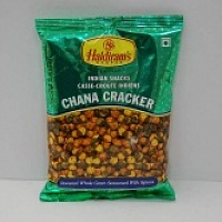 "Закуска Нут в специях Chana cracker Haldiram's 150 г – ""Шри Ганеша"" в Сургуте"